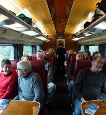 Charter a Train with Dunedin Railways