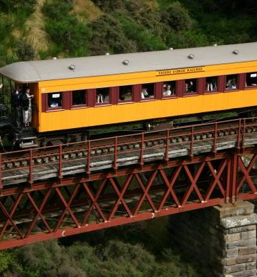 Independent Taieri Gorge Railway